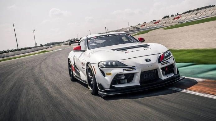 'Pechito' López competirá en el DTM Trophy con un Toyota GR Supra GT4