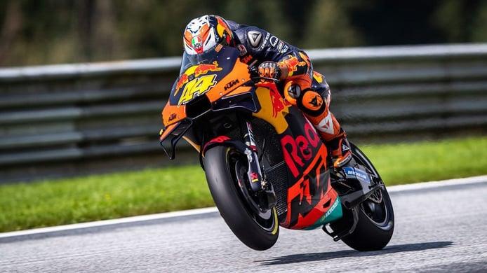Pol Espargaró consigue su primera pole en MotoGP en el GP de Estiria