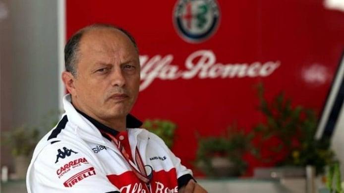 ¿Qué le ocurre a Alfa Romeo? Vasseur habla del peligro de ser el nuevo Williams