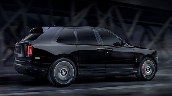 Rolls-Royce Cullinan Spirit of Russia, cuatro unidades exclusivas solo para Rusia