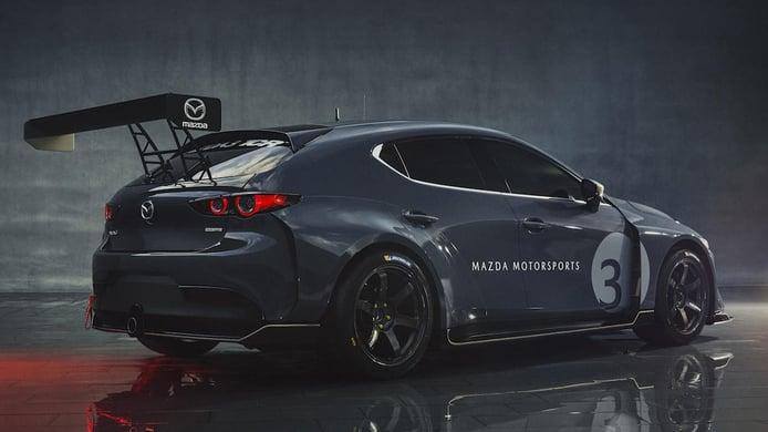 ¡Tan rápido vino como se fue! Se cancela el proyecto del Mazda3 TCR