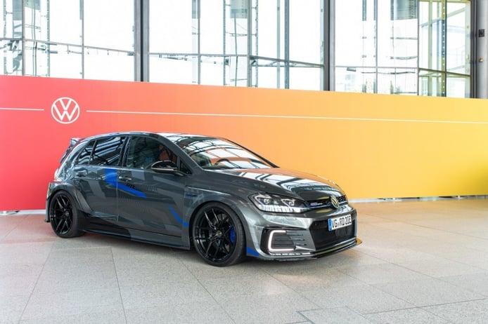 Volkswagen Golf GTE HyRACER, la propuesta para el cancelado Wörthersee 2020