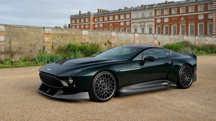 Aston Martin Victor: un lujoso y extraño monstruo de carbono de 843 CV