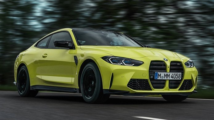BMW M4 Coupé 2021, la nueva generación del deportivo coupé entra en escena