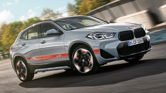BMW X2 M Mesh Edition, más exclusividad y deportividad