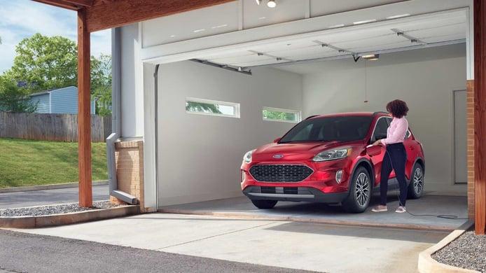 Los Ford Edge, S-Max y Galaxy van a ser reemplazados por el nuevo Kuga 7 plazas