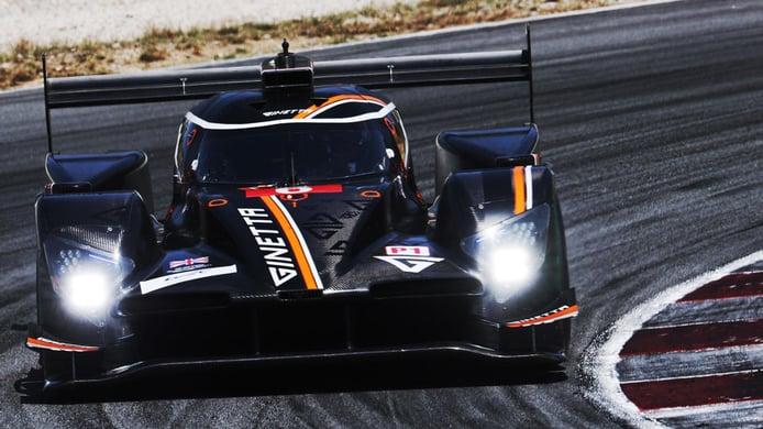 Ginetta retira su LMP1 una semana antes de las 24 Horas de Le Mans