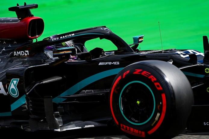 Así es el GP de Italia desde el punto de vista de los neumáticos