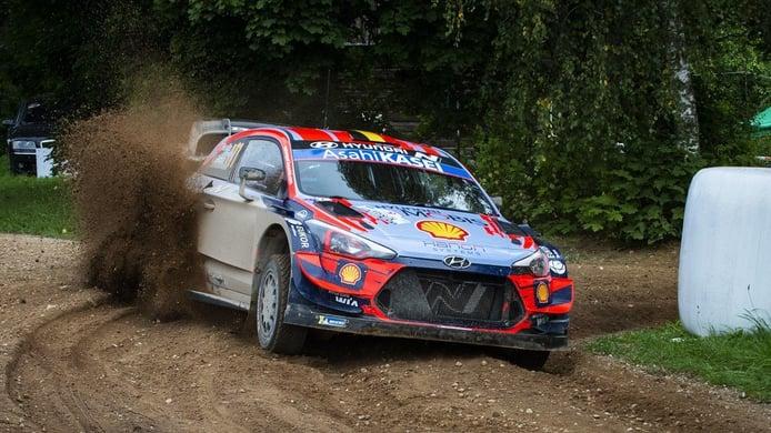 Hyundai busca su segundo triunfo pos-COVID en el Rally de Turquía