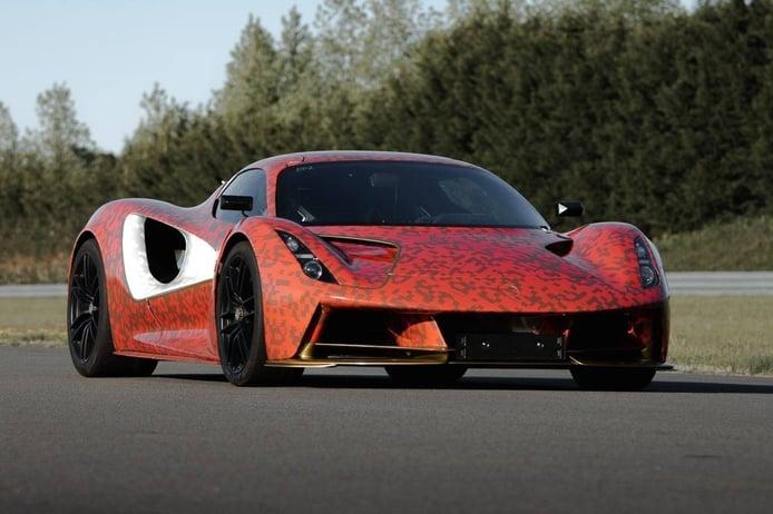 Lotus desvela un vídeo y detalles del nuevo Evija, ya con prototipos en pruebas