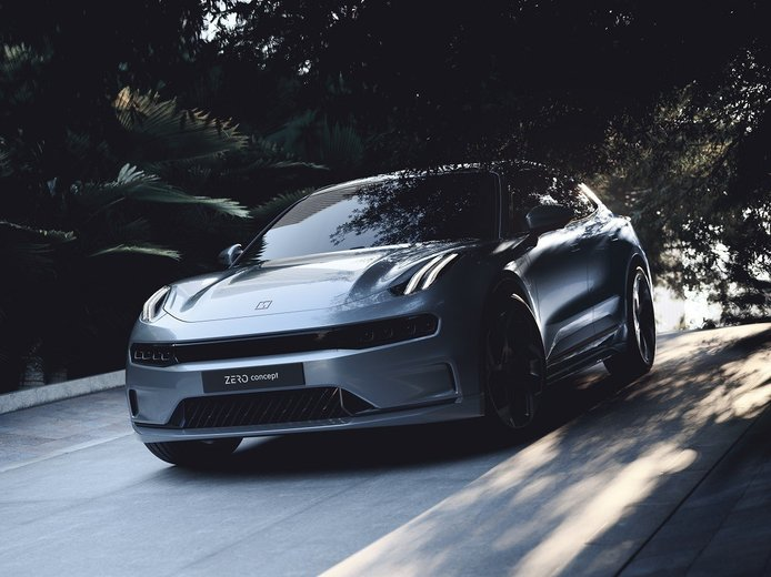 Lynk & Co Zero concept: primeras imágenes del nuevo eléctrico de Geely y Volvo