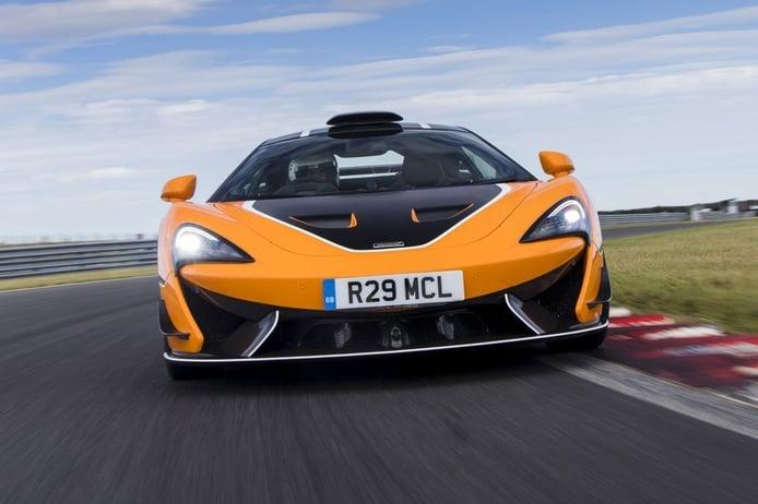 McLaren 620R Pack R MSO, el británico se vuelve todavía más radical en los circuitos