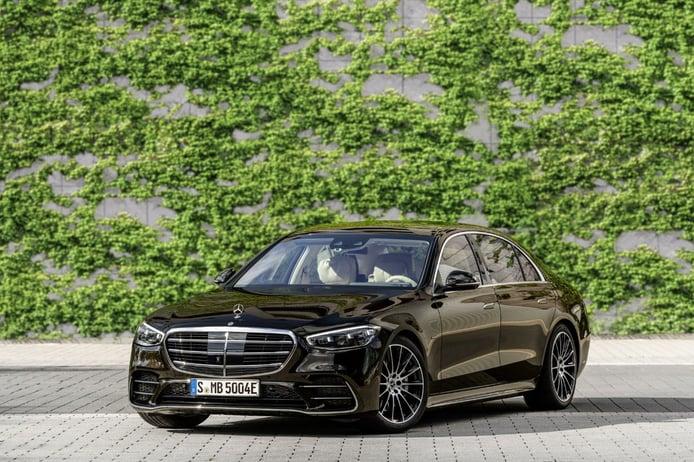 Las 5 novedades tecnologicas más llamativas del Mercedes Clase S 2021