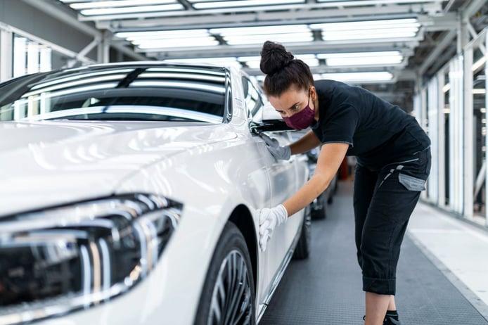 El Mercedes Clase S ha comenzado su producción en la ultramoderna Factoría 56