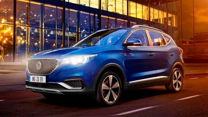Morris Garage regresa a España con su exitoso SUV eléctrico, el MG ZS EV