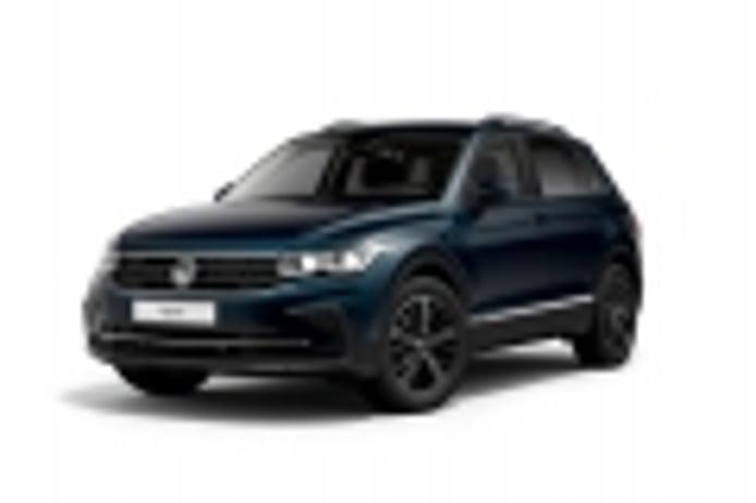 El nuevo Volkswagen Tiguan 2021 ya disponible con motor diésel de 122 CV