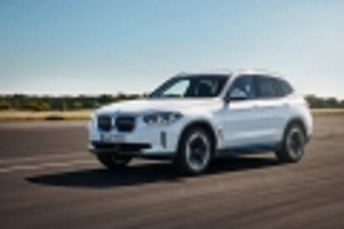 Primer contacto BMW iX3, el SUV que marca el camino (con vídeo)
