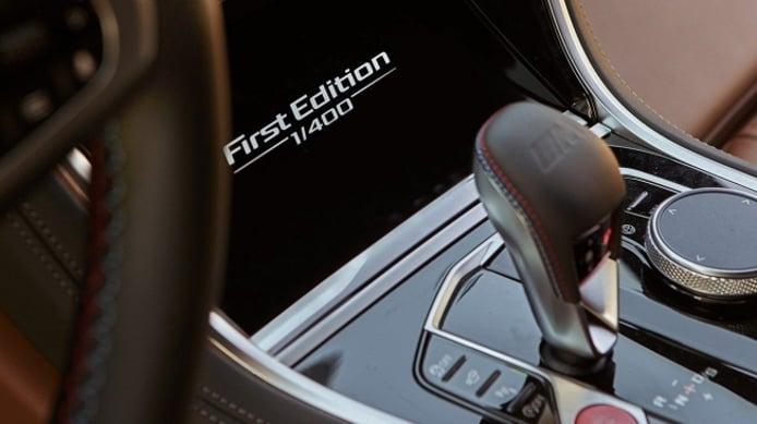 BMW M8 Gran Coupé First Edition - interior