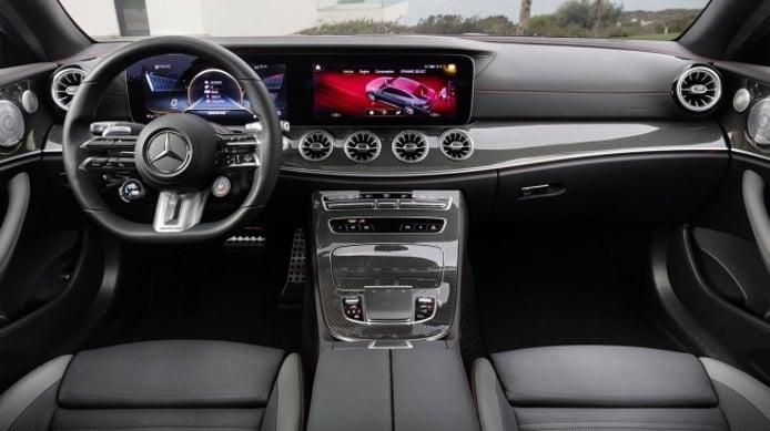 Mercedes-AMG E 53 4MATIC+ Coupé - interior