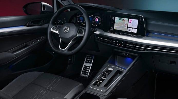 Volkswagen Golf Alltrack 2021 - interior