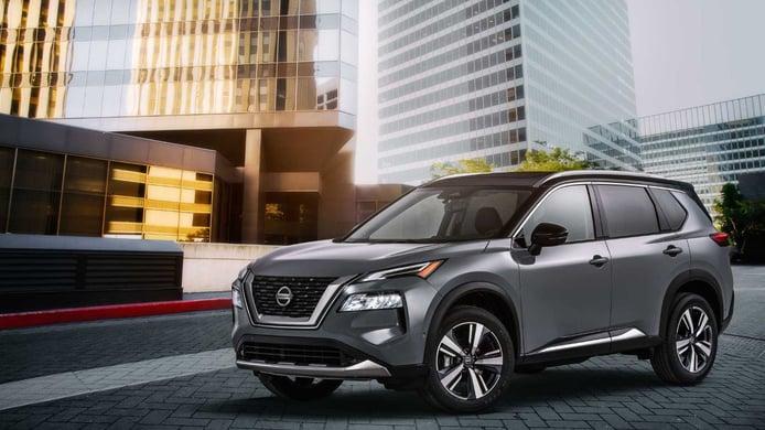 El Nissan X-Trail / Rogue 2021 comienza a ser producido en Estados Unidos