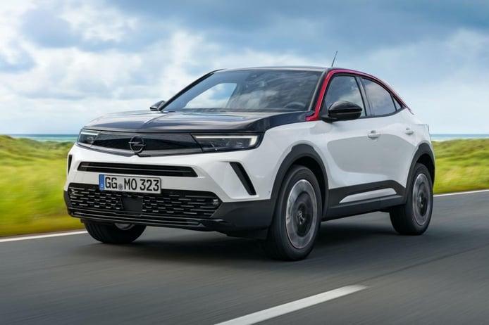 El nuevo Opel Mokka llegará con acabado GS Line y tres versiones