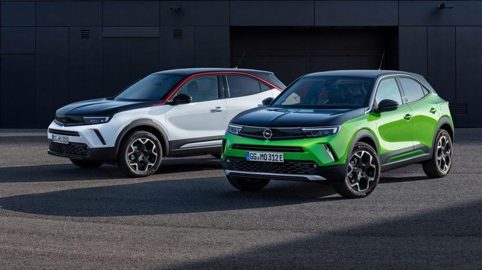 Los nuevos Opel Mokka y Mokka-e ya tienen precio base en España