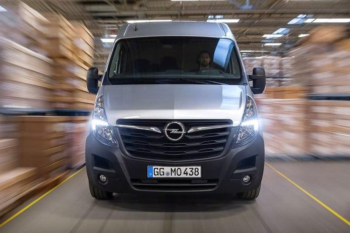 Opel introduce mejoras en el Movano 2021, y anuncia el eléctrico Movano-e para 2021