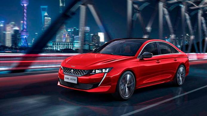 Peugeot 508 L 2021, la berlina china mejora su gama y apuesta por la electrificación
