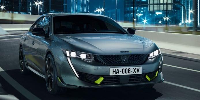 Debutan los nuevos Peugeot 508 PSE y 508 SW PSE, los nuevos deportivos híbridos del León