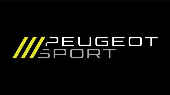 Peugeot Sport presenta su nuevo emblema, moderno y deportivo con un toque electrificado