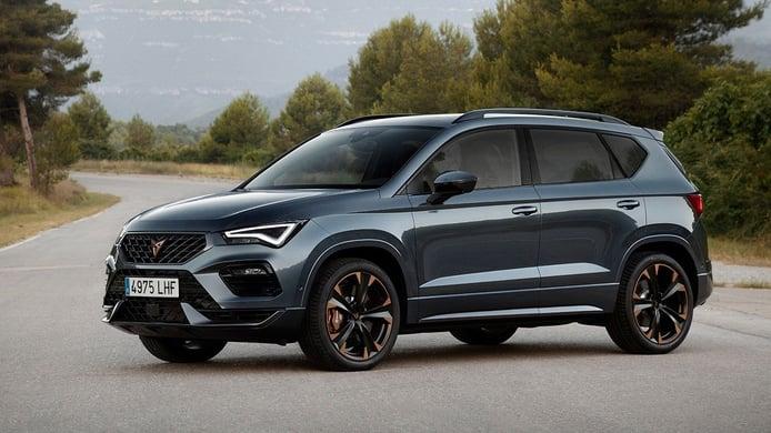 Precio del nuevo CUPRA Ateca 2020, el renovado SUV deportivo ya está a la venta