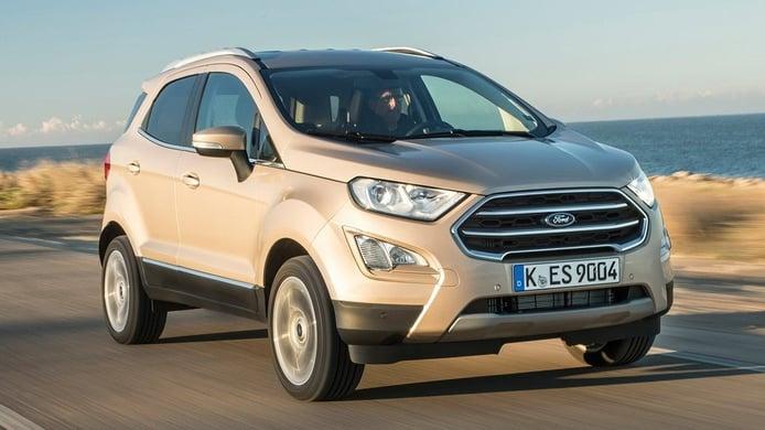 Ford EcoSport 2021, adiós al diésel y hola al acabado Active