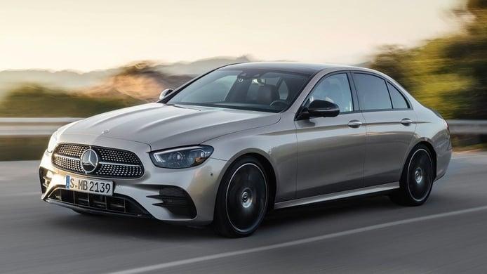 Llega el nuevo Mercedes Clase E 2020: precios y gama de la renovada berlina