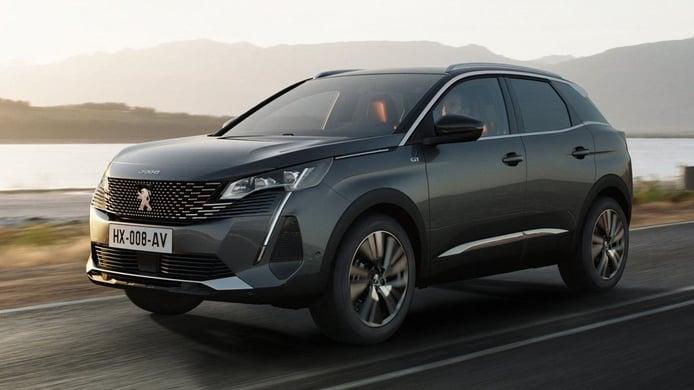 Peugeot 3008 2021, todos los precios y gama para España del renovado SUV