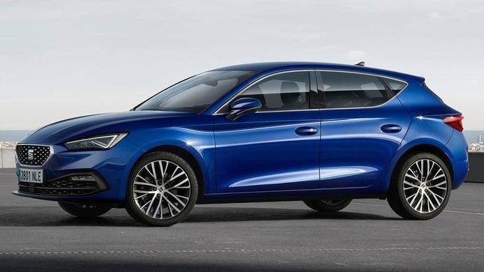El nuevo SEAT León con motor híbrido ligero de 110 CV y etiqueta ECO ya tiene precios