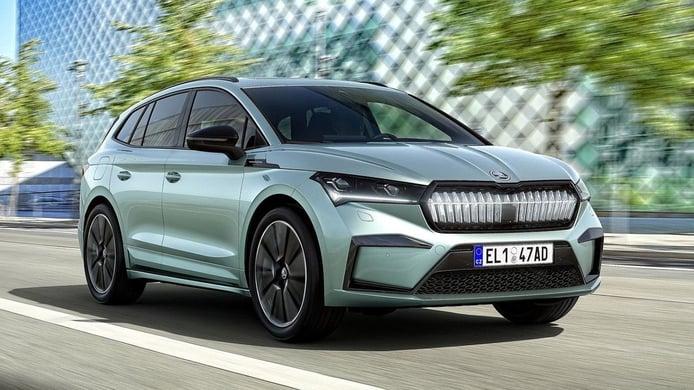 El nuevo Skoda Enyaq iV ya tiene precios en España, ¿cuánto vale este SUV eléctrico?