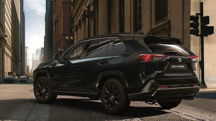 Toyota RAV4 Hybrid 2021, una nueva gama con la edición especial Black Edition