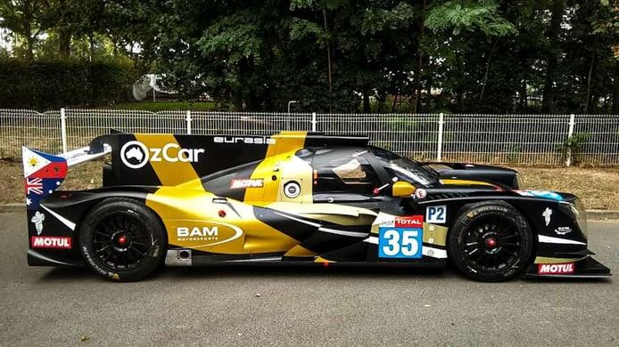 Previo 24 Horas de Le Mans 2020: Roberto Merhi y Miguel Molina