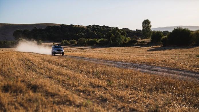 El Rally de Andalucía como parte del 'Road to Dakar' ya tiene recorrido
