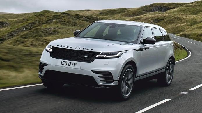 Range Rover Velar 2021, ahora más conectado y con versión híbrida enchufable