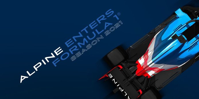 Renault correrá bajo el nombre de 'Alpine F1 Team' en 2021