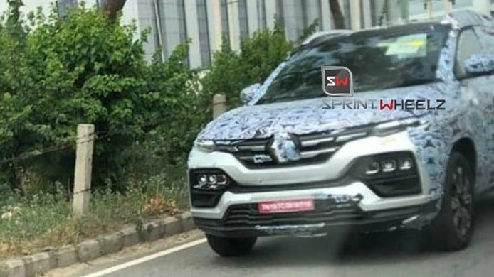 Renault Kiger, se avecina un nuevo crossover urbano basado en el exitoso Kwid