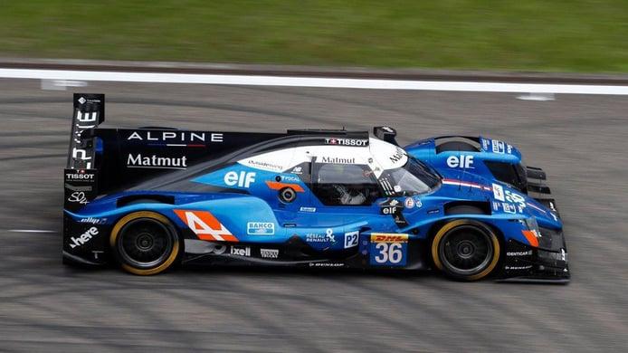Signatech Alpine está listo para dar el salto a la clase LMP1 en 2021