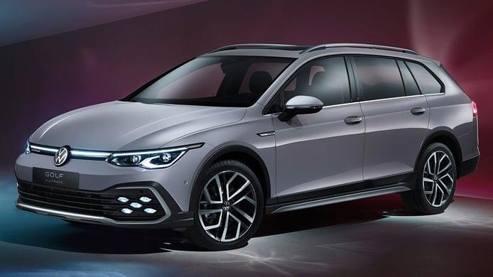 Volkswagen Golf Alltrack 2021, una gran alternativa a los SUV tradicionales