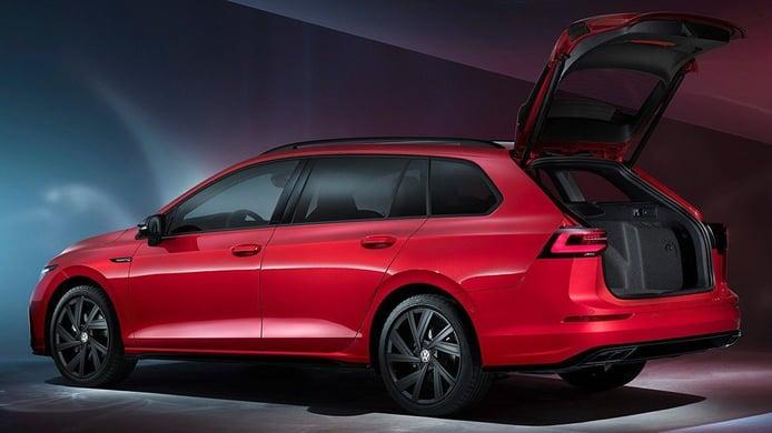 Volkswagen Golf Variant 2021, la opción más práctica y familiar se renueva