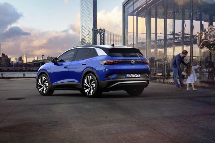 Los equipamientos del nuevo Volkswagen ID.4, un arsenal de tecnología en toda regla