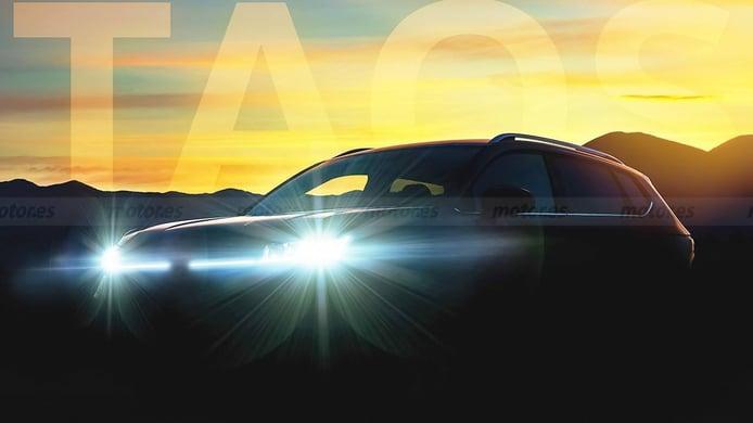 Volkswagen Taos, así será llamado un nuevo SUV compacto destinado a Norteamérica