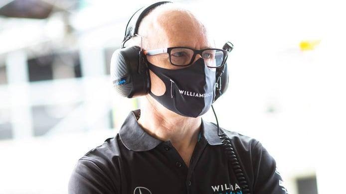 Williams Racing nombra a Simon Roberts director en funciones