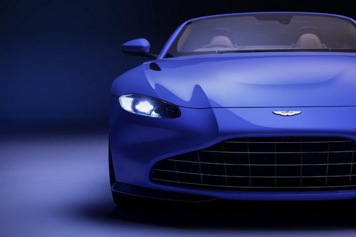 """Aston Martin lanza una parrilla opcional para """"arreglar"""" el polémico frontal del Vantage"""